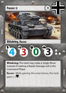 Early War German Panzer10