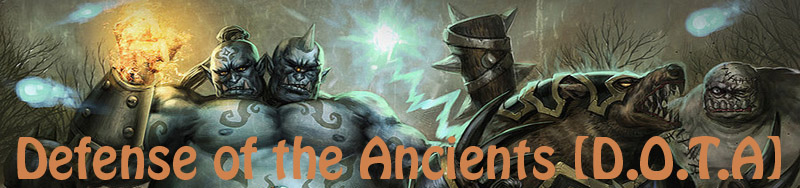Defense of the Ancients [D.O.T.A]