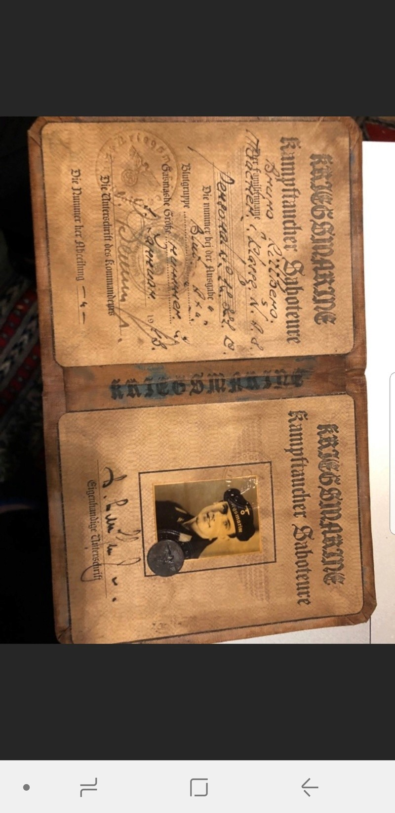 Documents allemand  Screen57