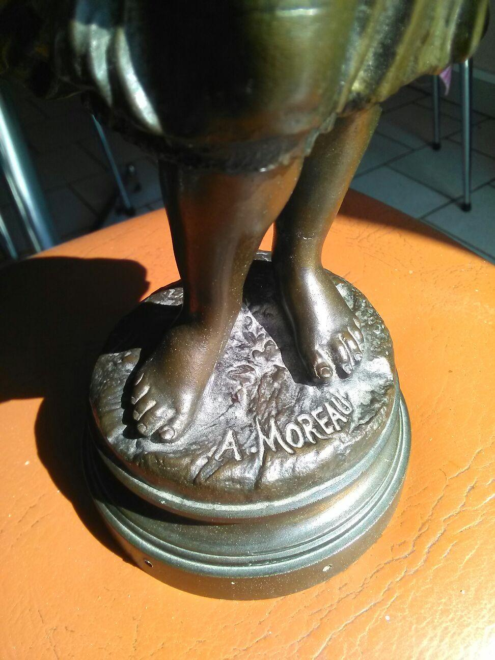 Statue Auguste Moreau Statue17