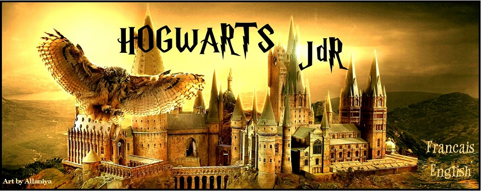 Hogwarts JDR : Roleplay Harry Potter, RPG Monde Magique