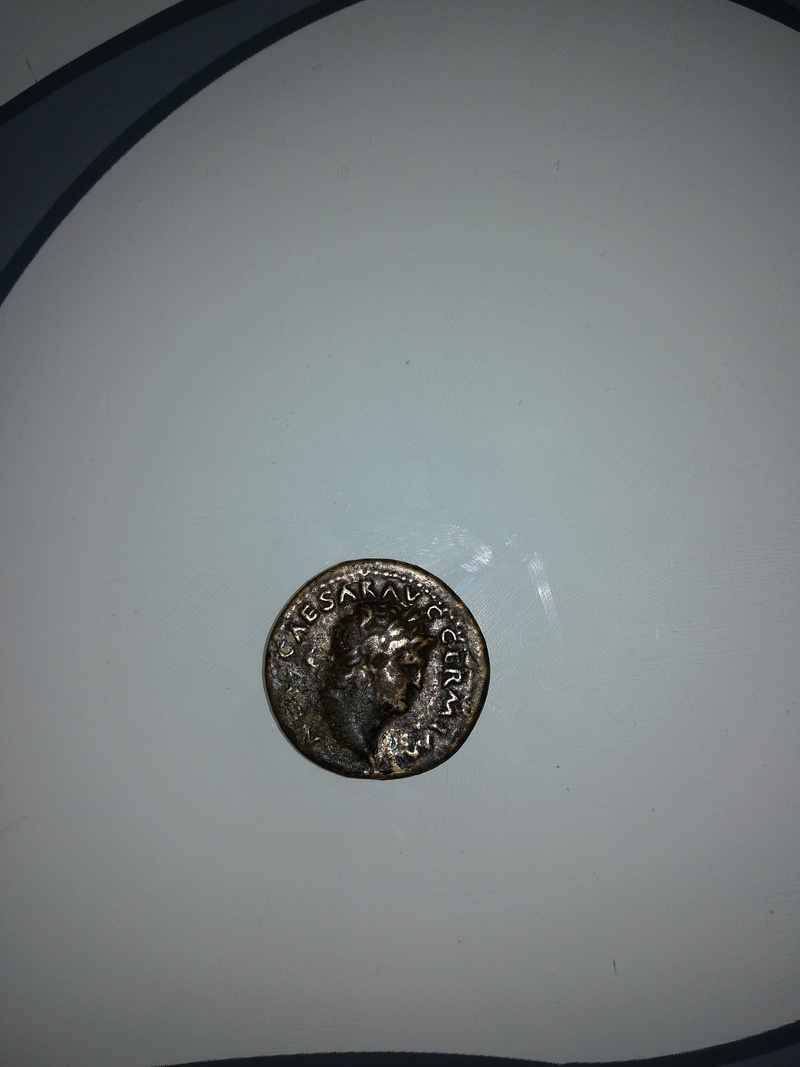 As de Nerón. PACE P R VBIQ PARTA IANVM CLVSIT S C. Templo de Jano. Roma. 15256211
