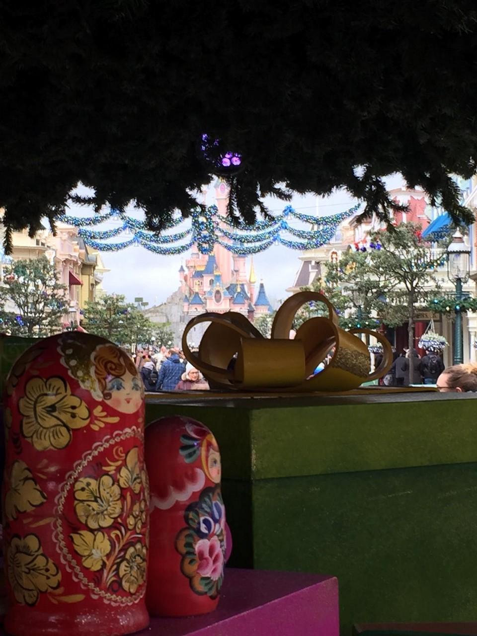 2018 - Noël Enchanté Disney® - dal 10/11 al 6/1/2019 - Pagina 8 00610