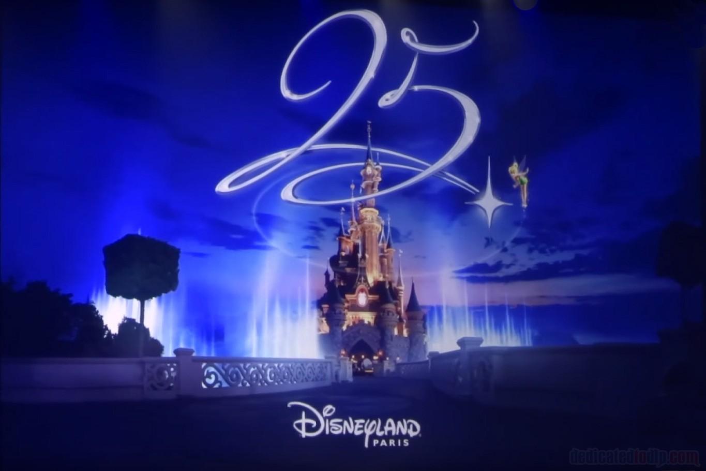 25° anniversario di Disneyland Paris Pizza_10