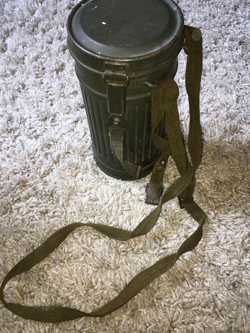 Masque a gaz allemand seconde guerre mondiale. Img_2920