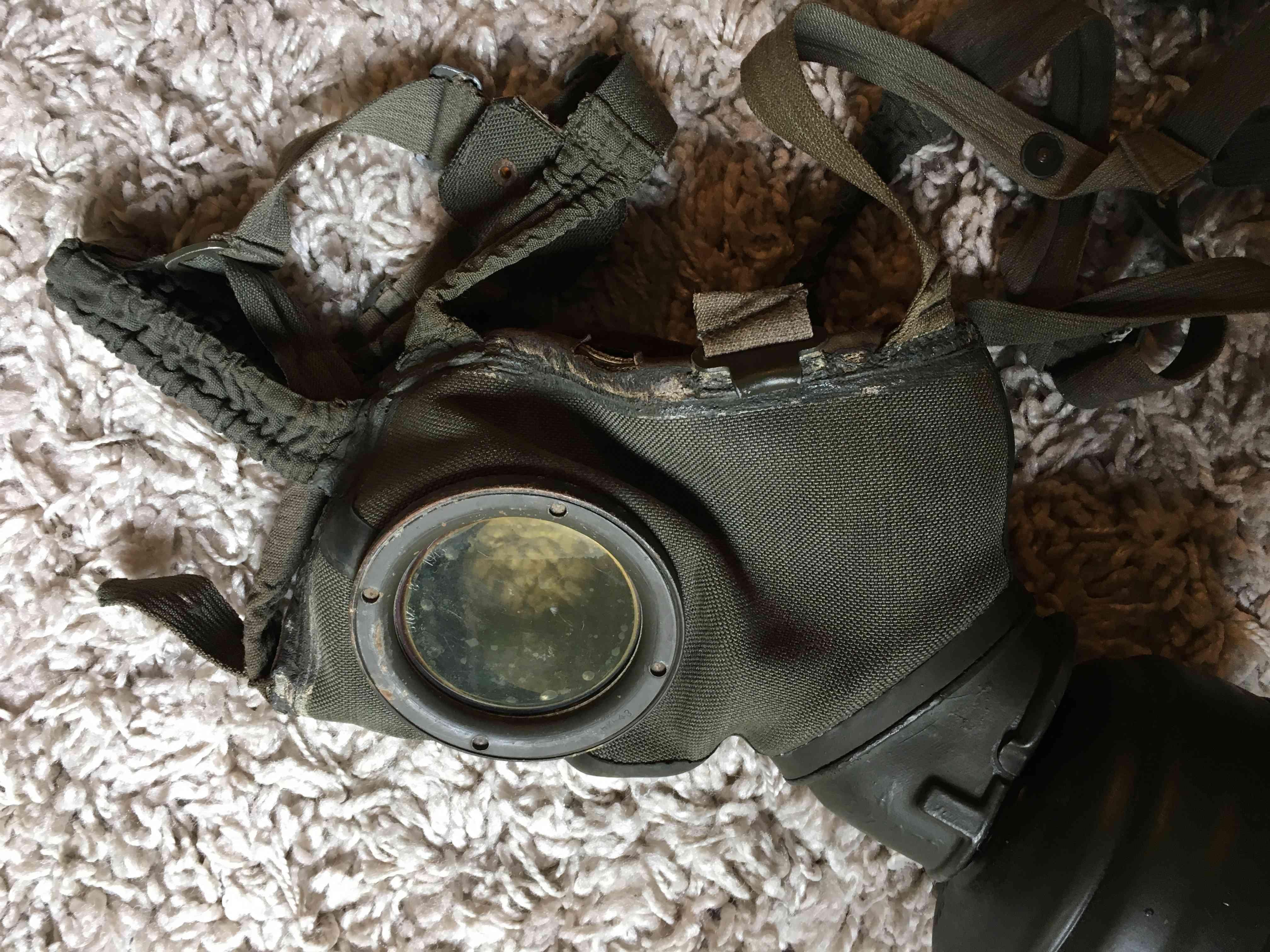 Masque a gaz allemand seconde guerre mondiale. Img_2924
