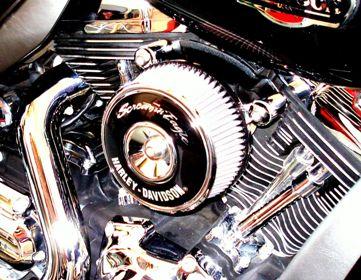 Cache filtre à air Screamin Eagle Dsc01310