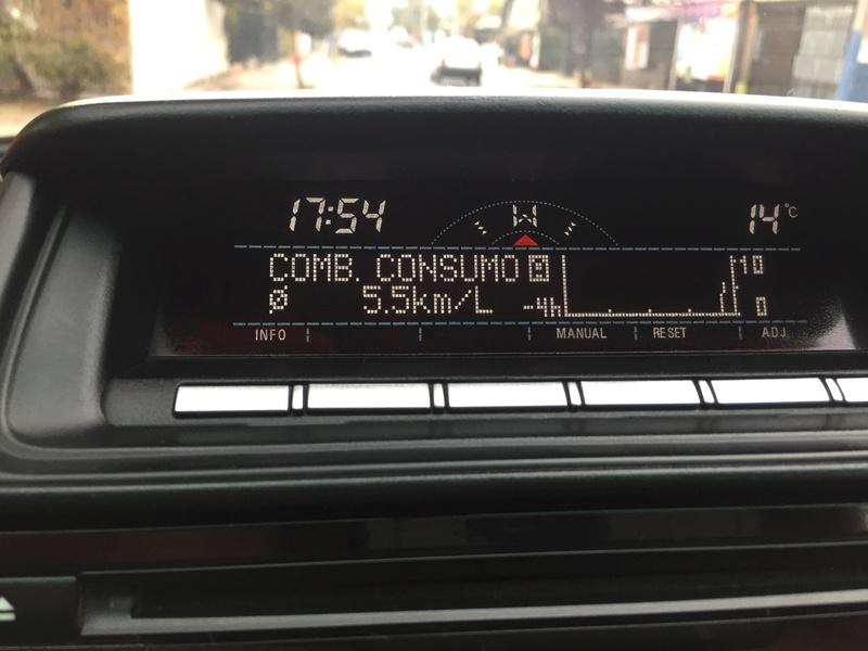 Consumo de combustible Montero G2 Spprt 41827e10