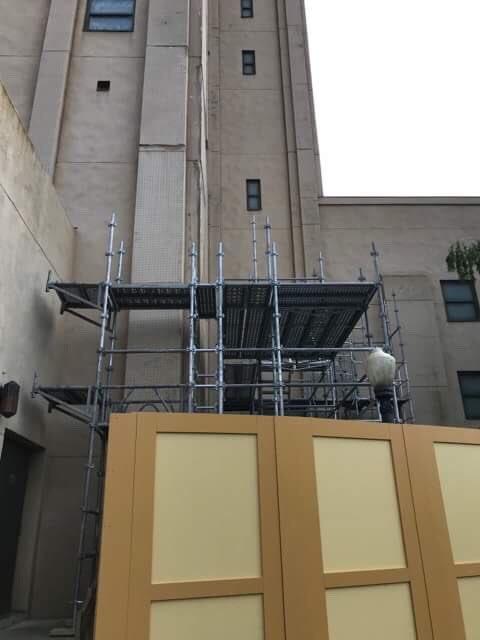 Rehab facciata esterna Tower of Terror Ddy28c11