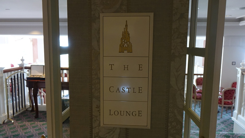 Castle Club al Disneyland Hotel Dsc00525