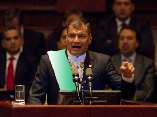 PRESIDENCIA | Sesión de investidura de Viktor Petrovic como Primer Ministro Correa10