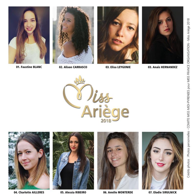 Miss Ariège 2018 Ariege10