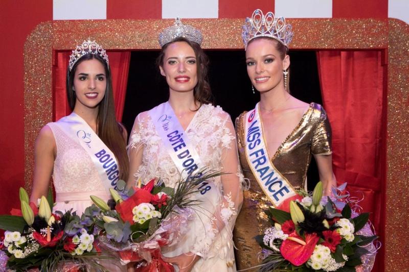 Miss Côte d'Or 2018 - Manon Sauvageot Cote_d10