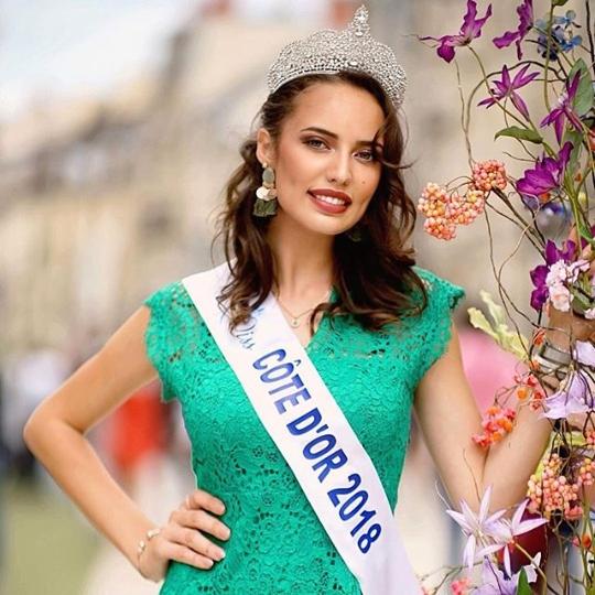Miss Côte d'Or 2018 - Manon Sauvageot Cote_d12
