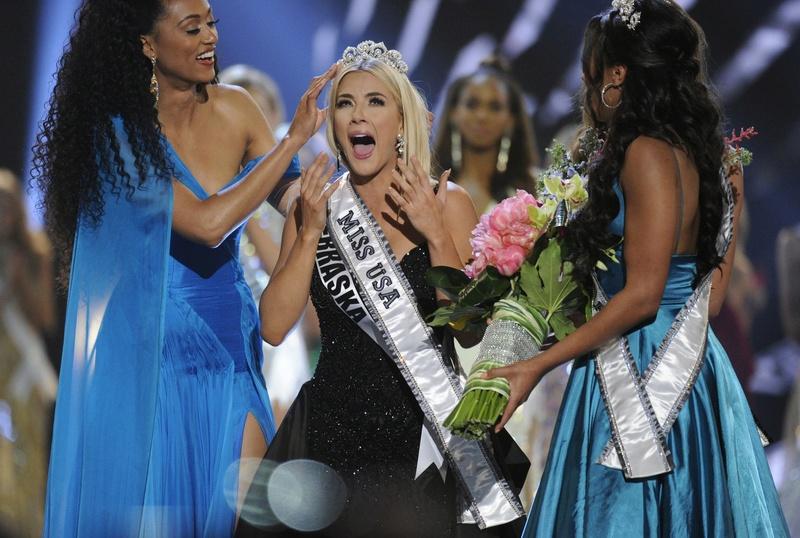 Miss USA 2018 :: Sarah Rose Summers (Nebraska) Jn152210
