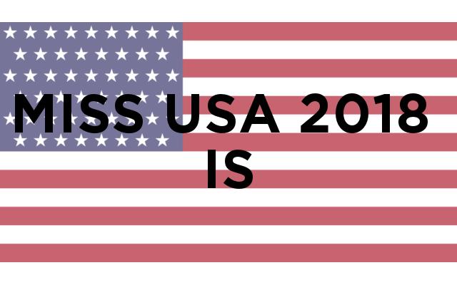Miss USA 2018 :: Sarah Rose Summers (Nebraska) Miss_u11