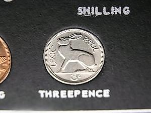Estado Libre Irlandés (1928, primera serie de monedas) ¿EBC/SC/proof? 610