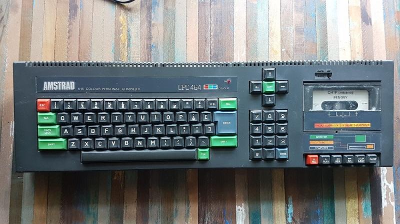 [ESTIM] Amstrad CPC 20180510
