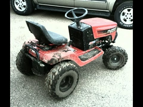 Murray Widebody Mud Mower *Build* 9d865b10