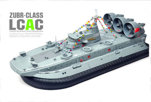 1/110 ZUBR Class LCAC hovercraft S-l50010