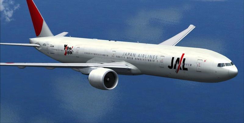 INSTALANDO VÁRIOS BOEING 777-300 E 777-300ER DO PACOTE Ctvbh10