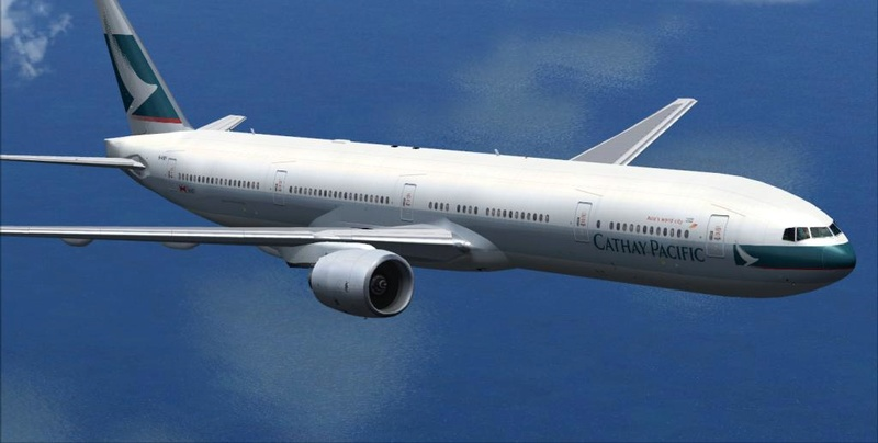 INSTALANDO VÁRIOS BOEING 777-300 E 777-300ER DO PACOTE Eeeeee10