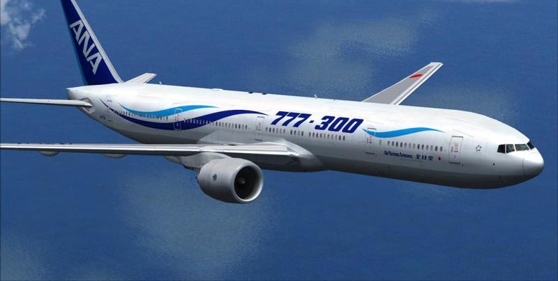 INSTALANDO VÁRIOS BOEING 777-300 E 777-300ER DO PACOTE Gggggg10