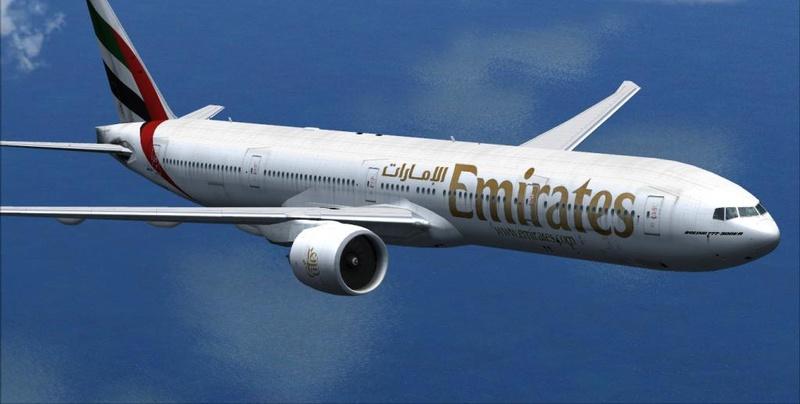 INSTALANDO VÁRIOS BOEING 777-300 E 777-300ER DO PACOTE Rwsetd10