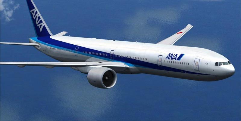 INSTALANDO VÁRIOS BOEING 777-300 E 777-300ER DO PACOTE Xcgjn10