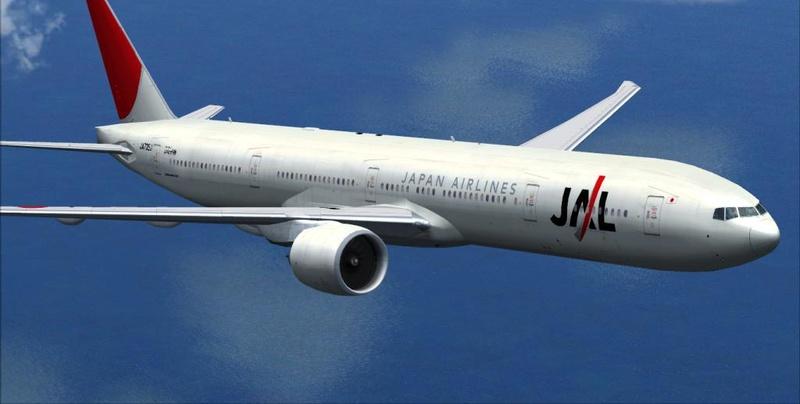 INSTALANDO VÁRIOS BOEING 777-300 E 777-300ER DO PACOTE Xrctvy10