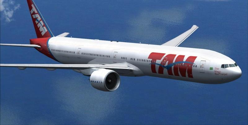 INSTALANDO VÁRIOS BOEING 777-300 E 777-300ER DO PACOTE Yghu10