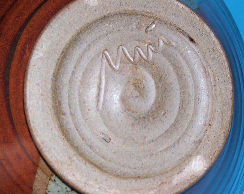 Unknown Cornish? Pottery Jan10