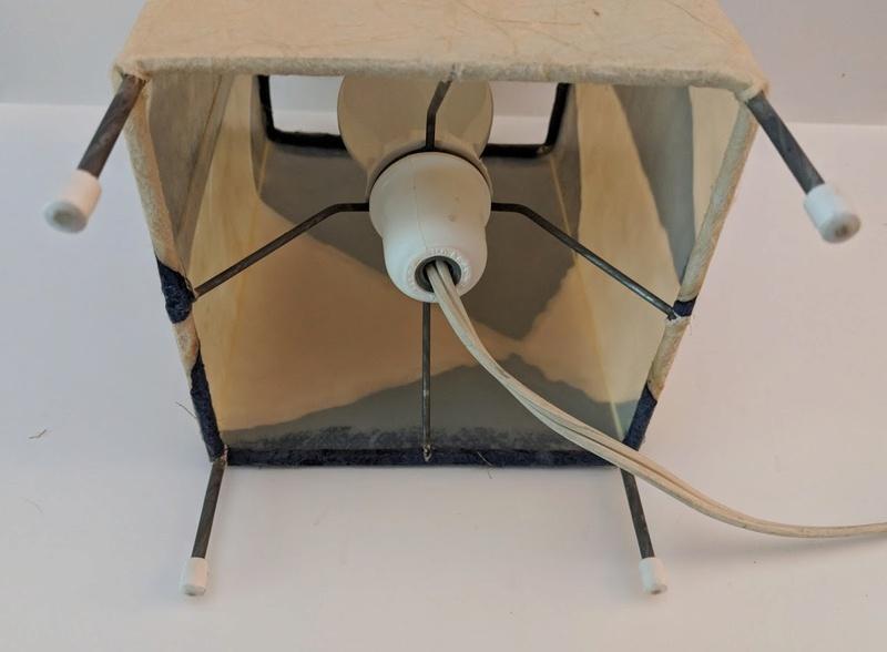 Noguchi Style Table Lamp Noguch11