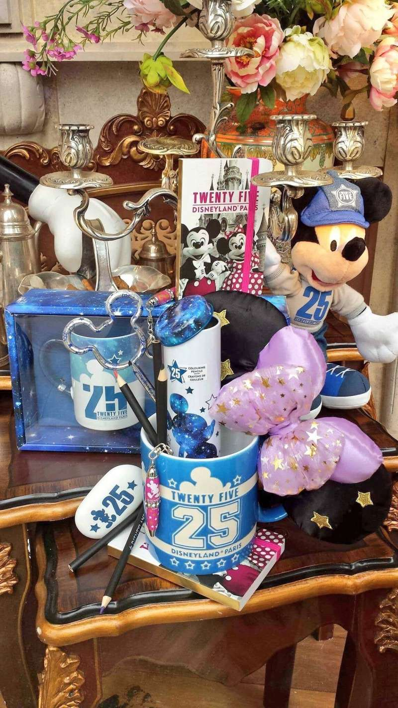 Merchandise 25° Anniversario 11536210