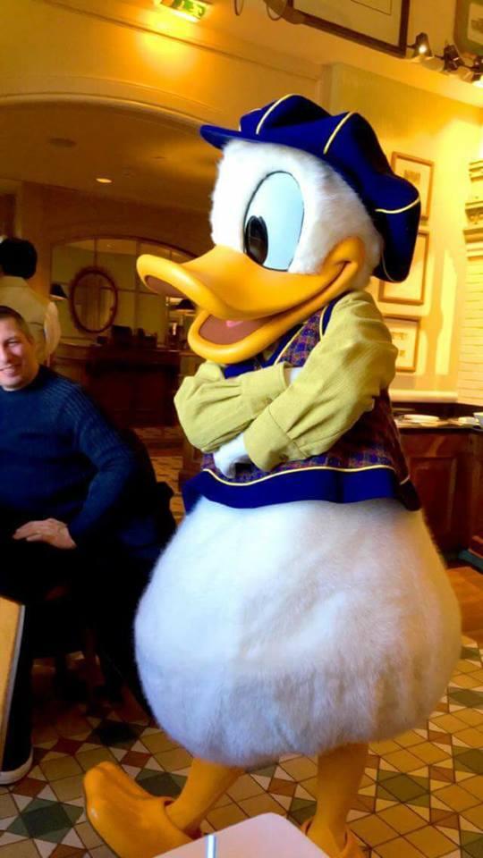 Brunch domenicale al Disneyland Hotel 2cmem10