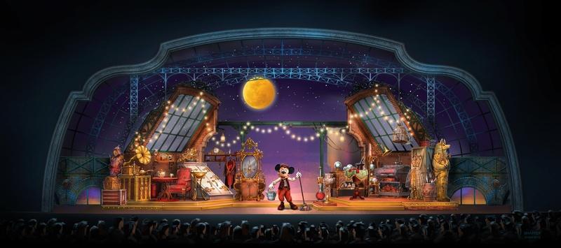 Mickey et le Magicien 9d126e10