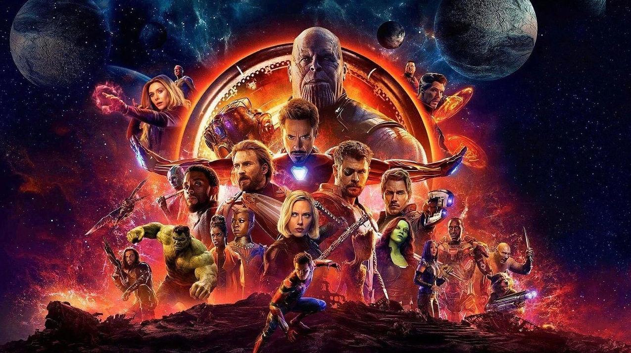2018 Avengers Infinity War Avenge10