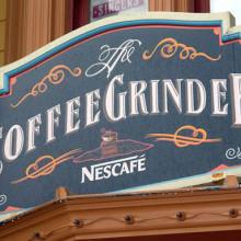 Menu ristorazione rapida Coffee12