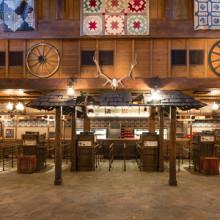 Menu ristorazione rapida Cowboy11