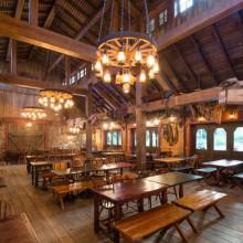Menu ristorazione rapida Cowboy12