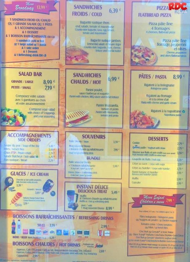 Menu ristorazione rapida - Pagina 2 Disney25