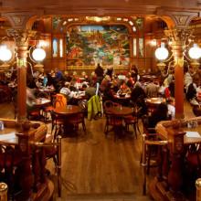 Menu ristorazione rapida The-lu11