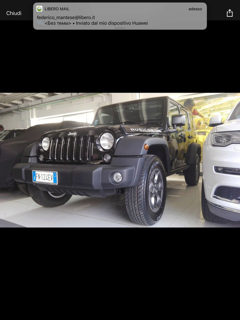 Nuovo acquisto jeep Wagner unilimited A36d2810