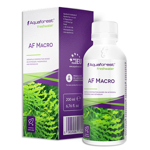 Aquaforest for Freshwater Macro10