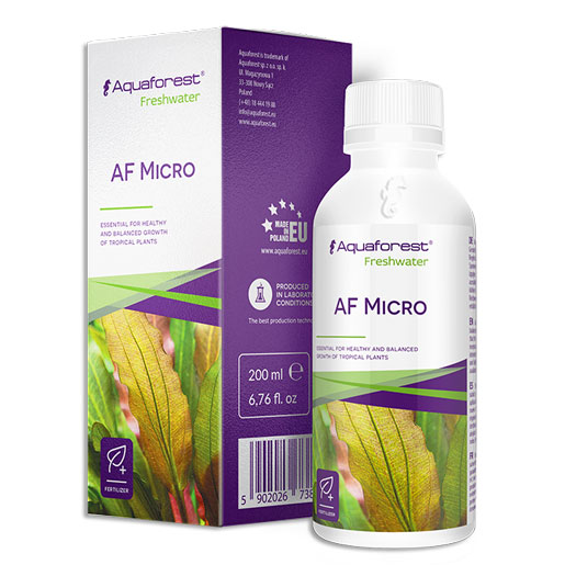 Aquaforest for Freshwater Micro10