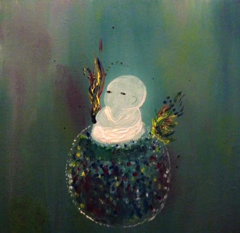 GAIADEN EST UNE ARTISTE Buddha10