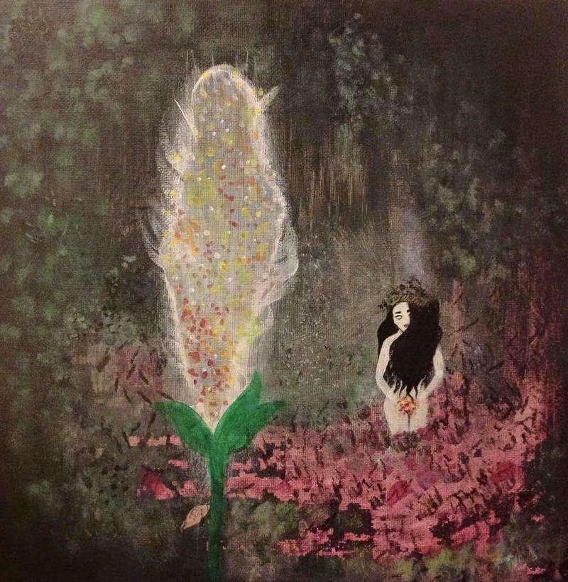 GAIADEN EST UNE ARTISTE Fleur_10