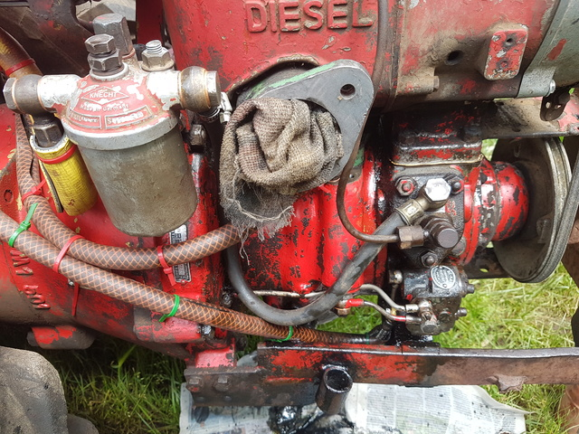 restauration - Restauration bungartz L5D moteur sachs diesel 2 temps 600L 20180512