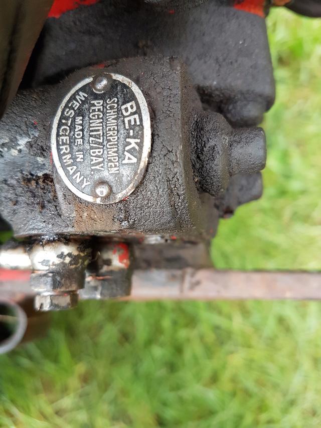 restauration - Restauration bungartz L5D moteur sachs diesel 2 temps 600L 20180513
