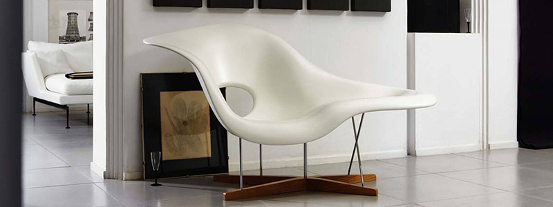 La Chaise - Charles & Ray Eames (1948) Header21